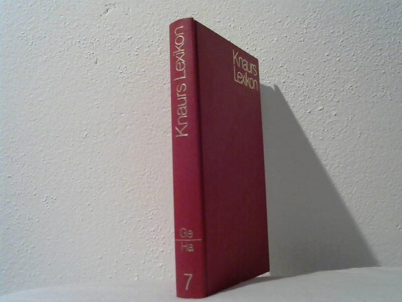 Ge-Ha. überarbeitete Auflage/ 7.Band