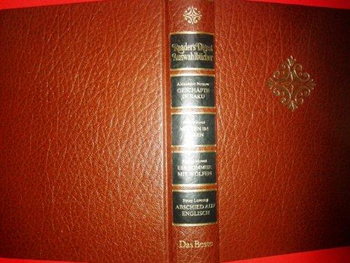 Diverse Autoren: Reader's-Digest-Auswahlbücher; Teil: [1985]. [1]