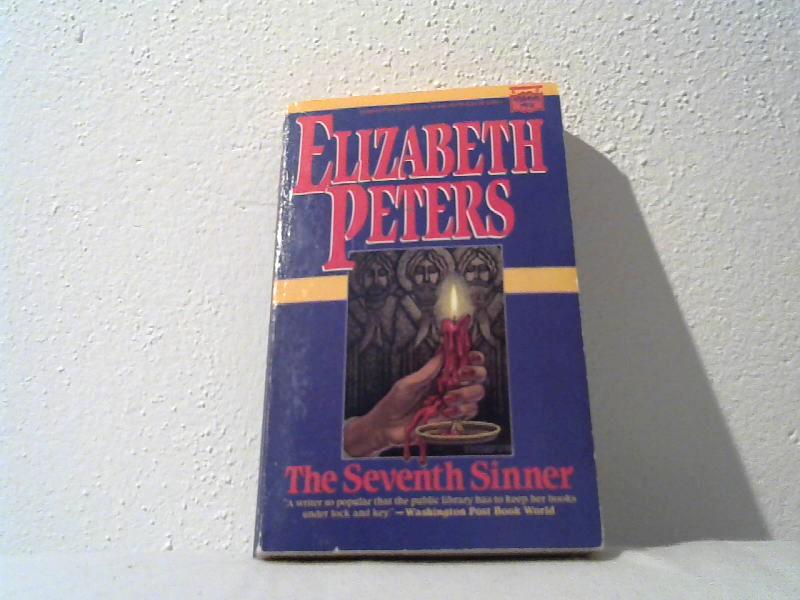 Peters, Elizabeth: The seventh sinner.