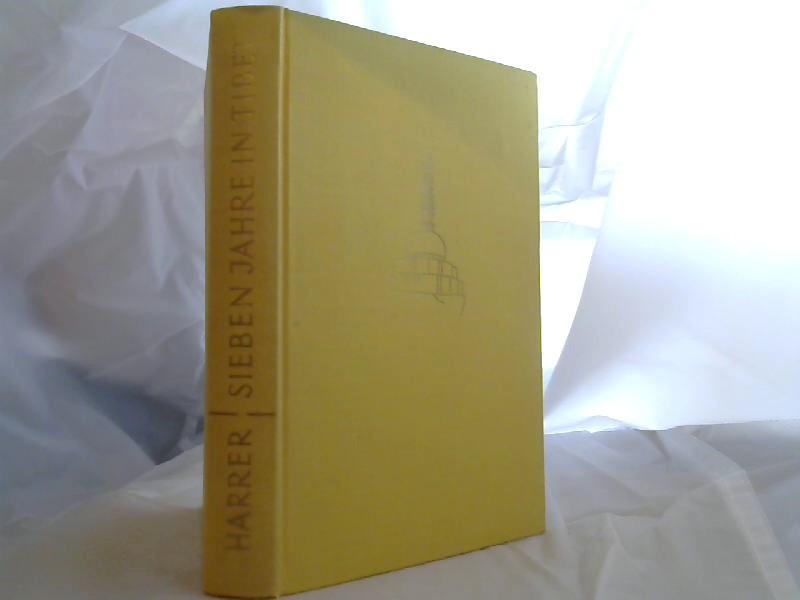 Harrer, Heinrich: Sieben Jahre in Tibet.