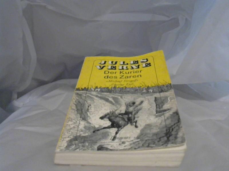 Der Kurier des Zaren; Teil: Bd. 2. Mit 39 Stichen von Ch. Barbant nach Zeichn. von J. Férat / [Diogenes-Taschenbücher] Diogenes-Taschenbuch ; 64,9