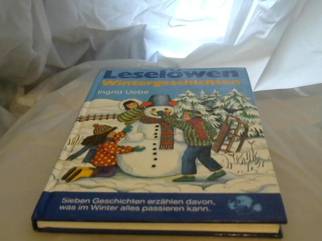 Leselöwen-Wintergeschichten 2., Aufl.
