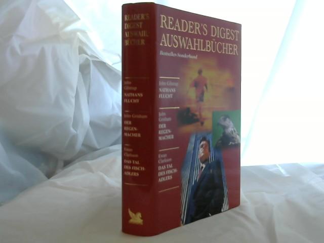 Reader´s Digest Auswahlbücher.