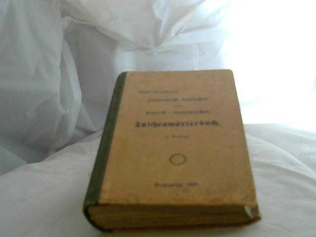 Sket, Jakob und Stefan Podboj: Taschenwörterbuch. Slovenisch-deutsch und deutsch-slovenisch 2.Auflage