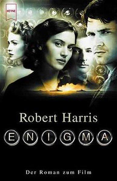Enigma Der Roman zum Film
