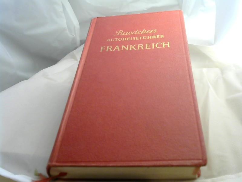 Frankreich von Flandern bis Korsika. 9. Aufl.