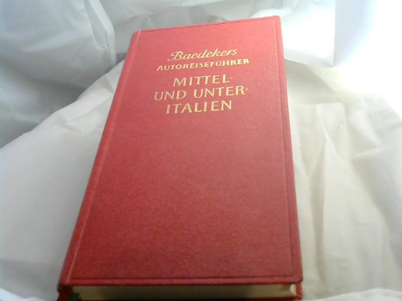 Mittel- und Unteritalien. 5.Auflage