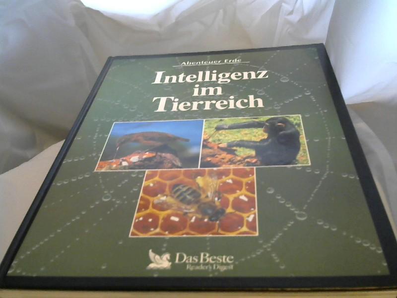 Intelligenz im Tierreich.
