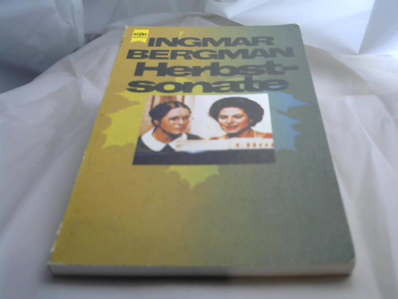 Herbstsonate. Ingmar Bergman. Aus d. Schwed. von Heiner Gimmler / Heyne-Bücher ; Nr. 5779 Genehmigte, ungekürzte Taschenbuchausg.