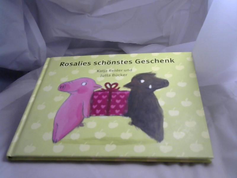 Rosalies schönstes Geschenk. Trüffel schönstes Geschenk.
