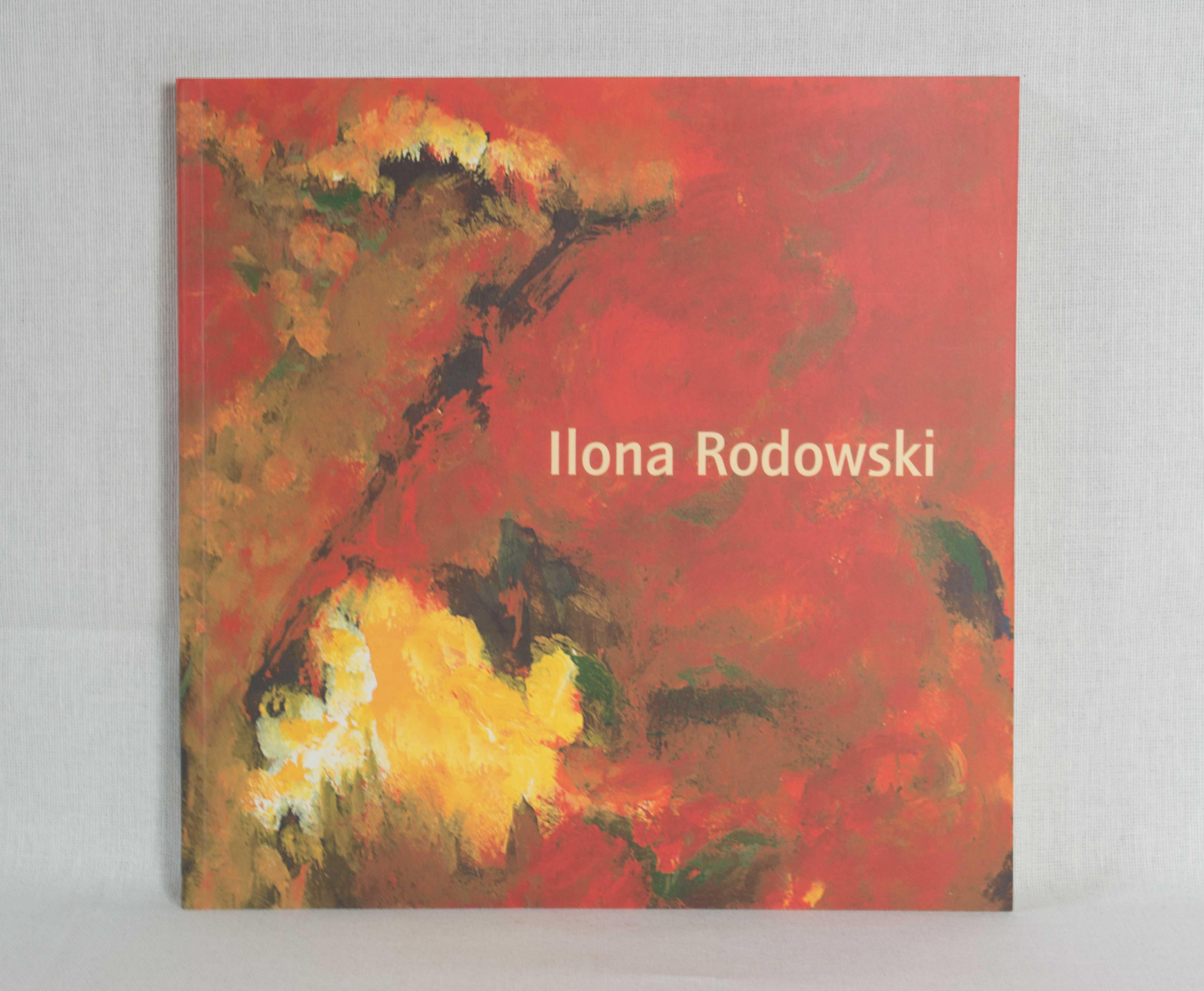 Ilona Rodowski - Mein künstlerischer Weg: Bilder 1962 - 2002.