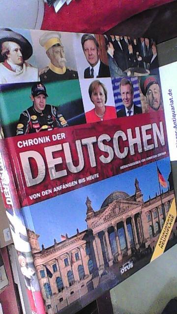 Chronik der Deutschen - Zentner, Christian (Hrsg.)