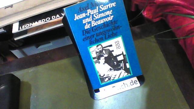Jean-Paul Sartre und Simone de Beauvoir : d. Geschichte e. ungewöhnl. Liebe. Dt. von Pauline Schulz / Rororo ; 4921 42. - 46. Tsd. - Madsen, Axel