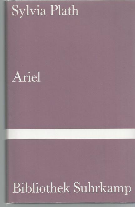 Ariel, Gedichte, Deutsch von Erich Fried, edition suhrkamp 380,