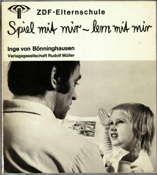Spiel mit mir, lern mit mir Inge von Bönninghausen ? - Bönninghausen, Inge von