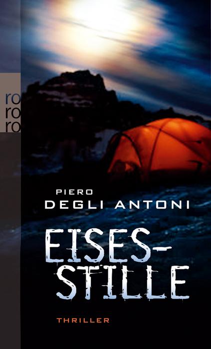 Eisesstille - Degli Antoni, Piero