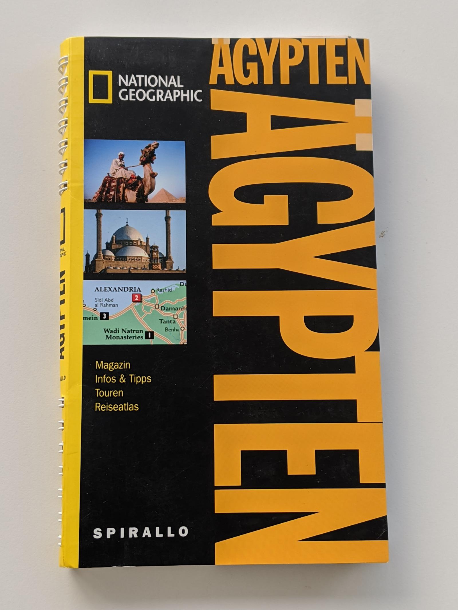 Ägypten  3. Auflage. - Sattin, Anthony (Mitwirkender), Maria (Herausgeber) Morgan und Sylvie (Mitwirkender) Franquet