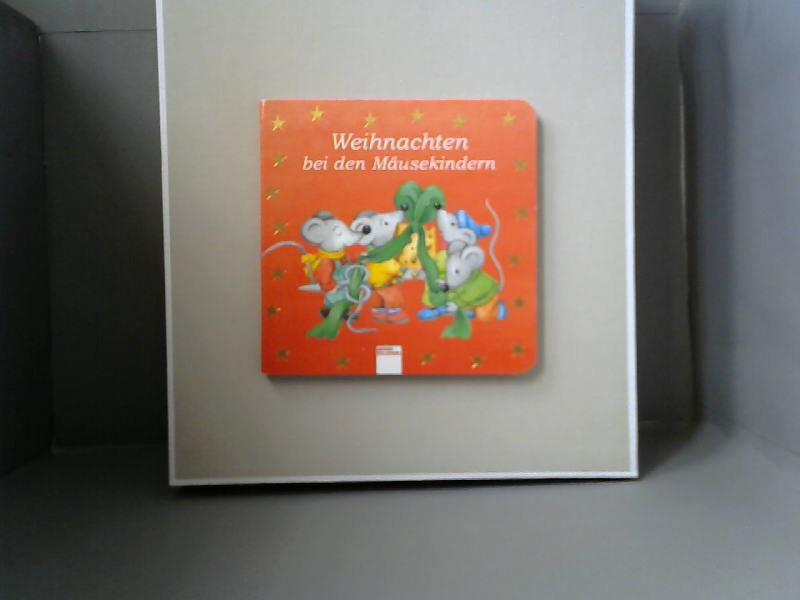 Weihnachten bei den Mäusekindern. [Konzept und Ill.: Marlit Peikert] 1. Aufl. - Peikert, Marlit (Verfasser)
