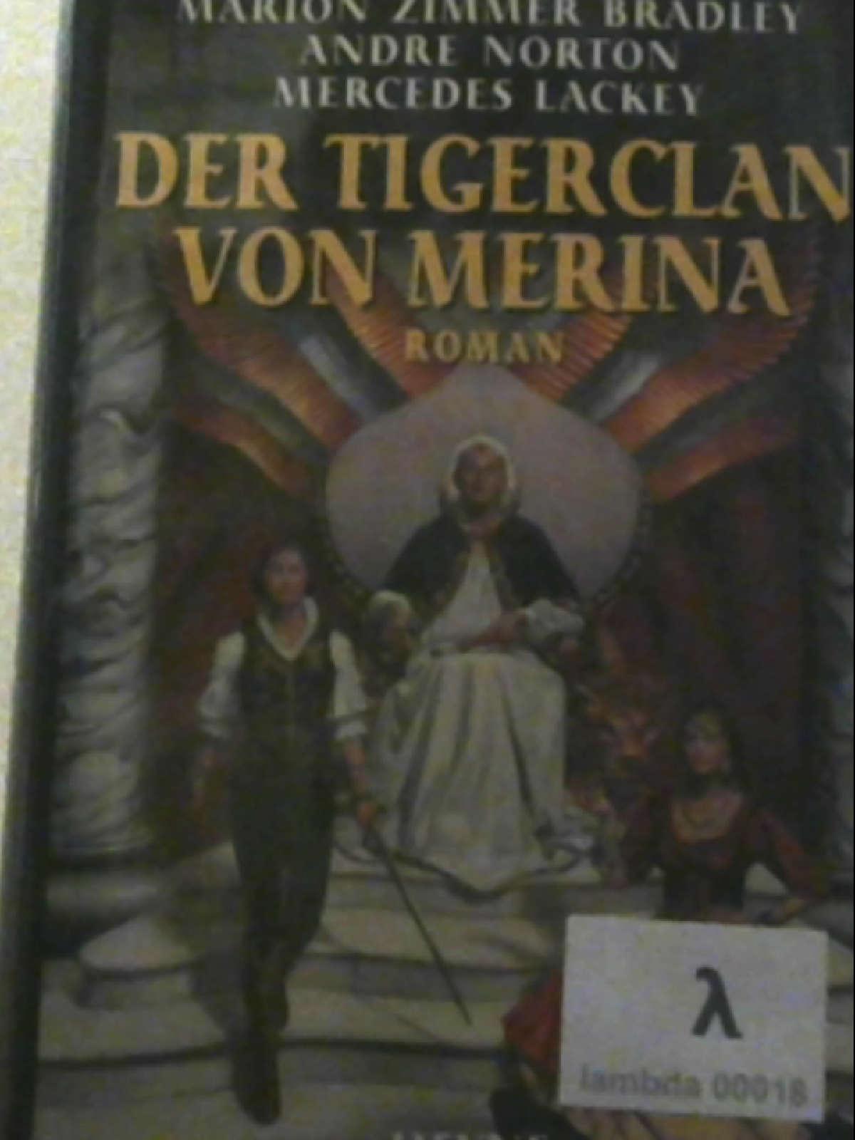 Der Tigerclan von Merina: Roman
