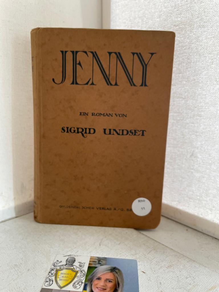 Sigrid Undset: Jenny