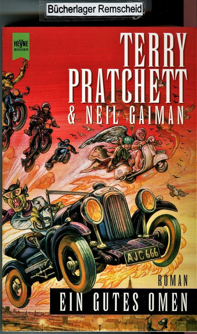 Ein gutes Omen: Roman (Heyne Science Fiction und Fantasy (06)) - Pratchett, Terry und Neil Gaiman