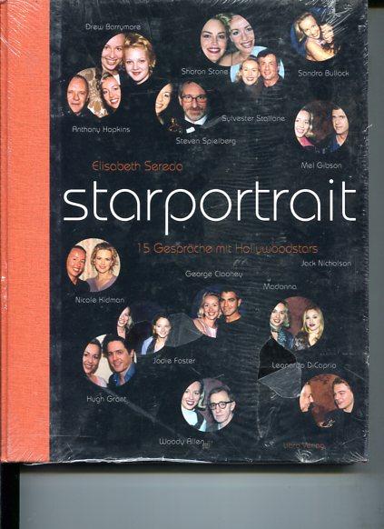 Starportrait 15 Gespräche mit Hollywoodstars - Sereda, Elisabeth