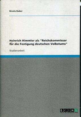 Heinrich Himmler als