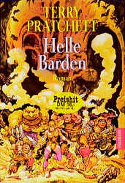 Helle Barden: Ein Scheibenwelt-Roman - Terry, Pratchett,
