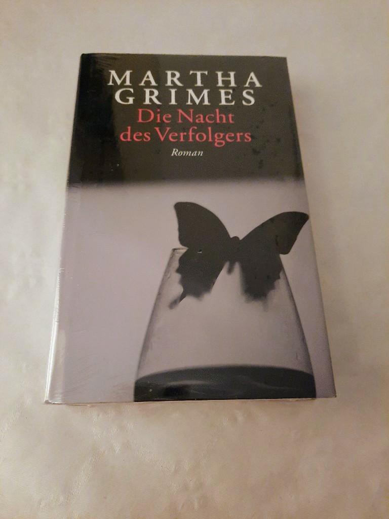 Die Nacht des Verfolgers: Roman von Martha Grimes (11. Oktober 2011) Gebundene Ausgabe