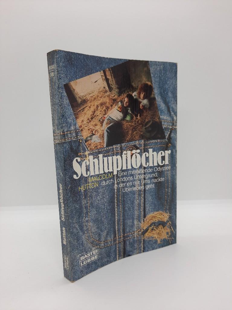Schlupflöcher : Thriller ; [e. mitreissende Odyssee durch Londons Untergrund, in d. es nur ums nackte Überleben geht]. [Ins Dt. übertr. von I. Rothmann] / Bastei-Lübbe-Taschenbuch ; Bd. 19041 : Bastei-Lübbe-Thriller Dt. Erstveröff., dt. Lizenzausg.