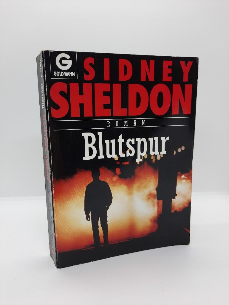 Sheldon, Sidney: Blutspur Roman