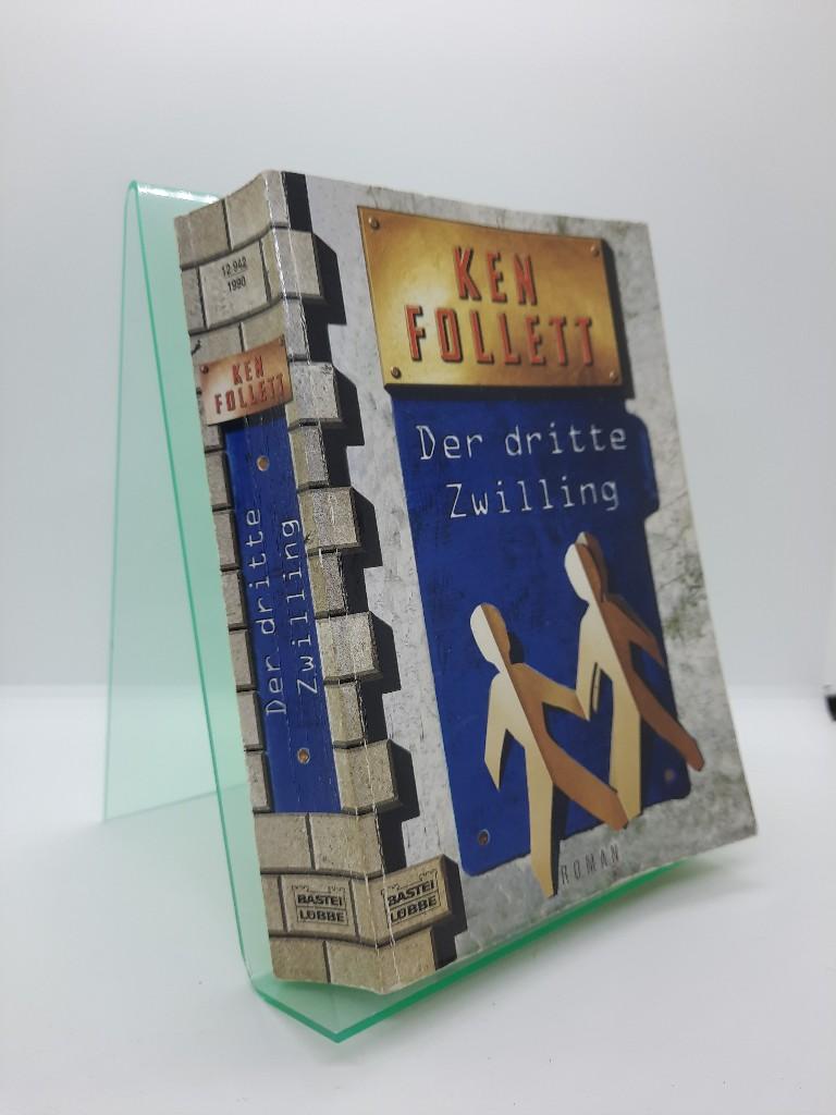Ken, Follett: Der dritte Zwilling Roman Thriller , Bastei 12942 ; 3404129423