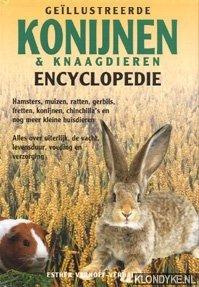 Konijnen en knaagdieren encyclopedie - Verhoef-Verhallen, Esther