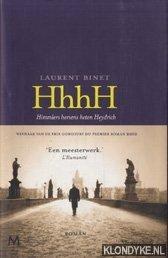 HhhH Himmlers hersens heten Heydrich - Binet, Laurent