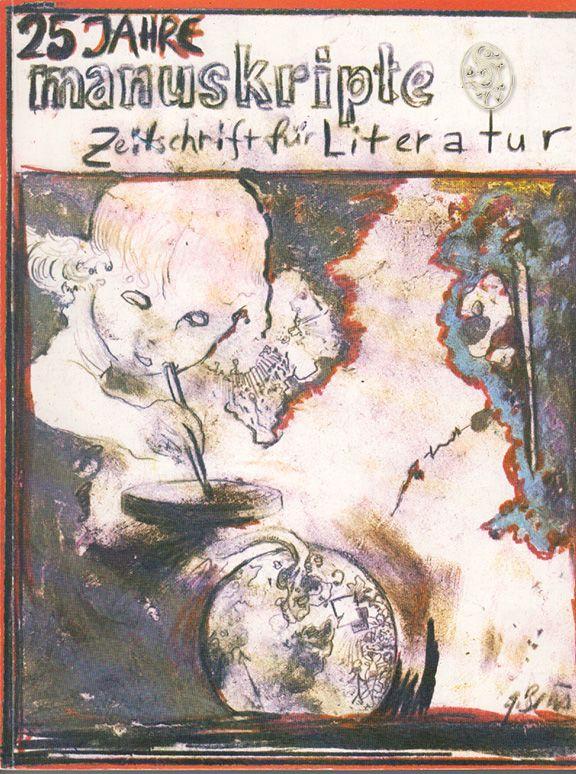 Manuskripte. Zeitschrift für Literatur. 25. Jg., Heft 89/90.