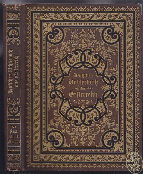 Deutsches Dichterbuch aus Österreich.