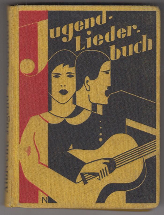 Jugend-Liederbuch. Zusammengestellt von August Albrecht.