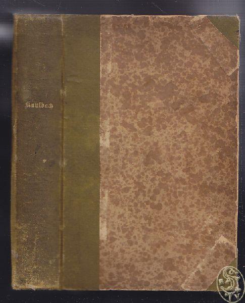 KAULBACH, C[arl] L[udwig]. Uriel der Teufel. Ein satirischer Roman in acht Büchern.