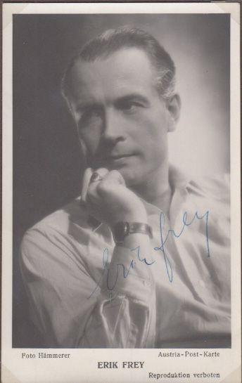 Erik Frey.