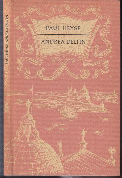 Andrea Delfin. Novelle.