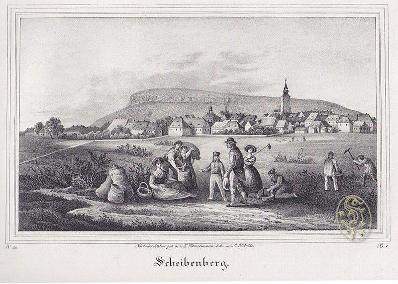Scheibenberg.