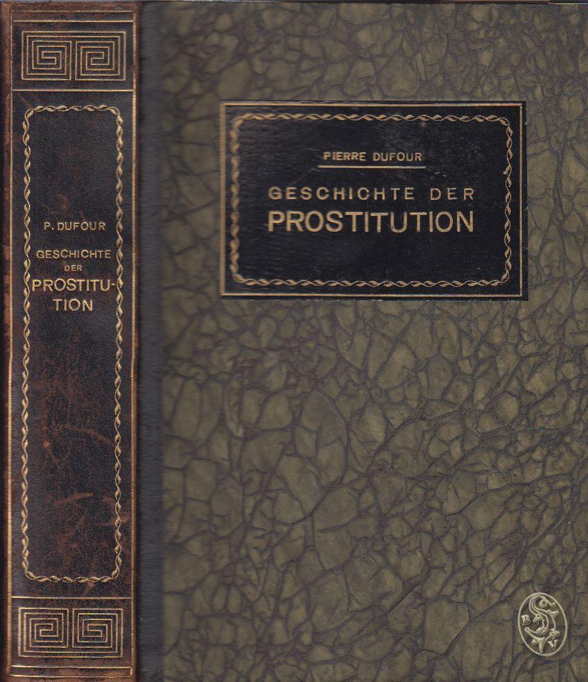 Geschichte der Prostitution.