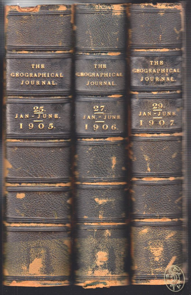 The Geographical Journal.
