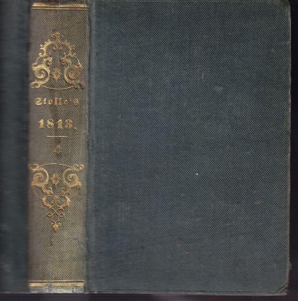 1813. Historischer Roman.