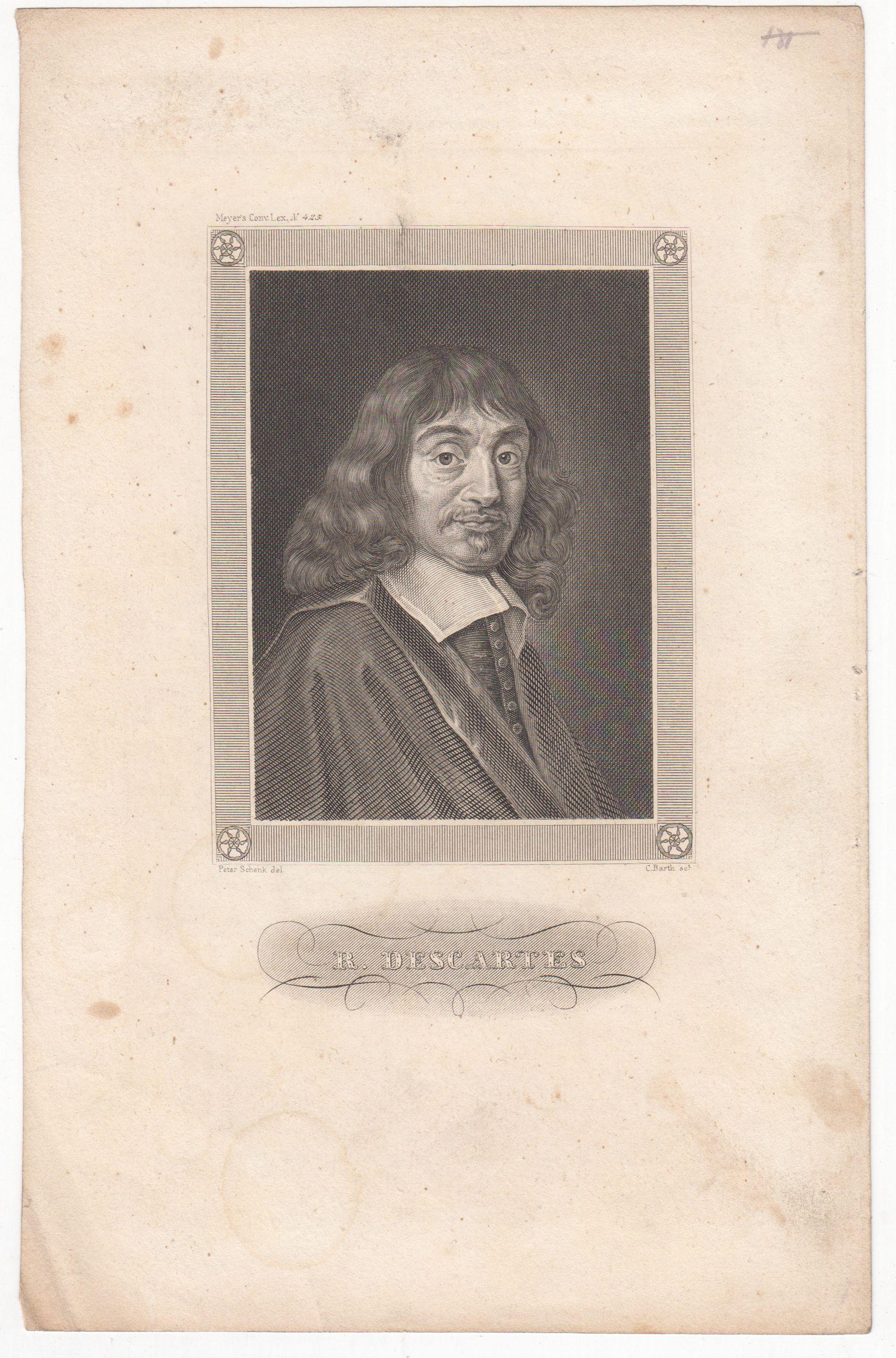 R. Descartes.