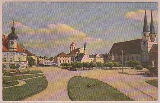 Altötting, Kapellplatz.