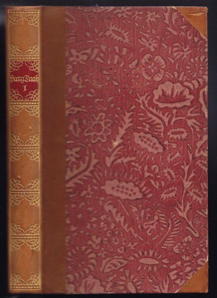HIKAYAT HANG TUAH. Die Geschichte von Hang Tuah. Aus dem Malaysischen übers. v. H. Overbeck.
