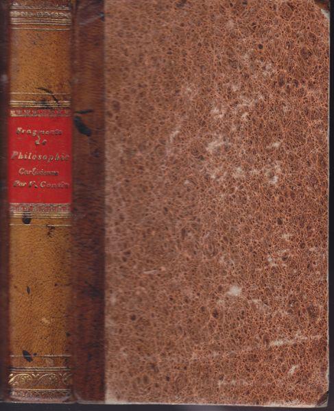 Fragments de Philosophie Cartésienne