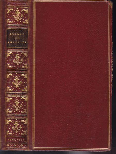 [Rerum Romanorum libri IV]. Cl. Salmasius addidit Lucium Ampelium.