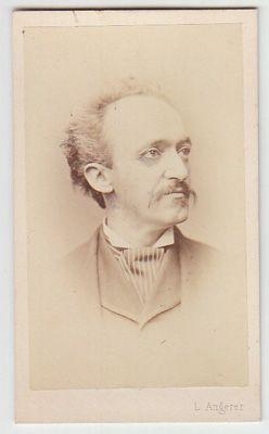 [Portrait eines Mannes].
